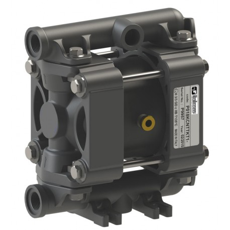 Diaphragm pump 3/8 '20 l / mn for car wash detergents.