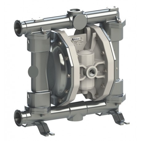 Diaphragm pump 1'1/2' 170 l/mn for Food Industry
