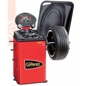 Electronic wheel balancer...