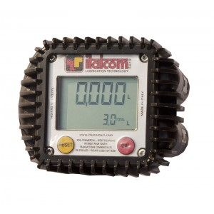 Electronic oil meter F 1/2'