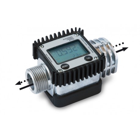 Turbine digital meter for low viscosity fluids M 1 '