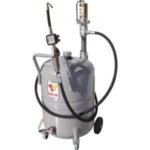 Oil dispenser 80 lt with...