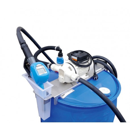 Ad-Blue Dispensing unit for drums 208 l tank with electric pump