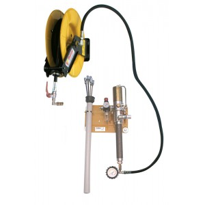 Suction kit for waste oils...