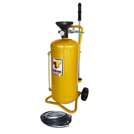 Foam sprayer standard steel,  24 liter