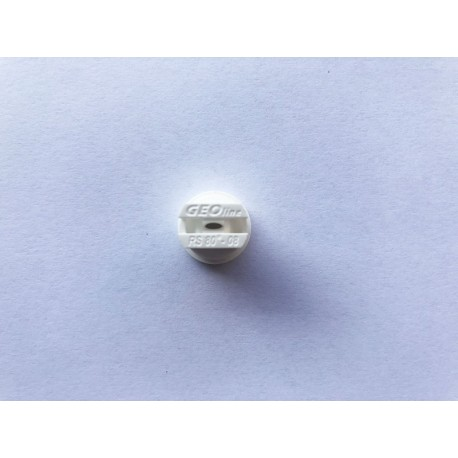 Nozzle for sprayer RS 80° - 08 White