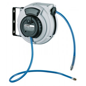Hose reel for air and water...