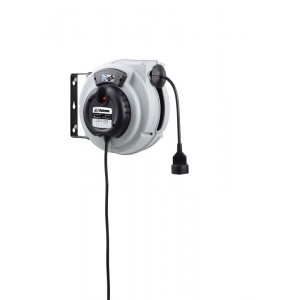 Electric cable reel 15m 230v