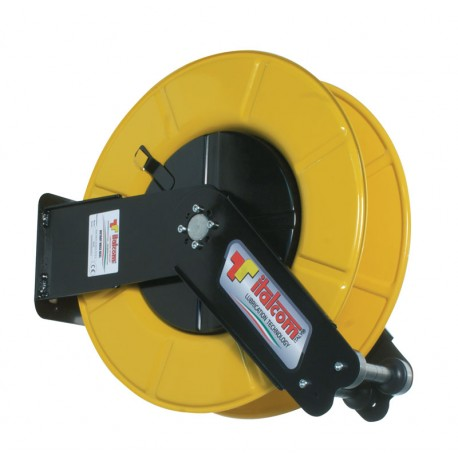 Rotary Hose reel for grease 10-15 m without hose