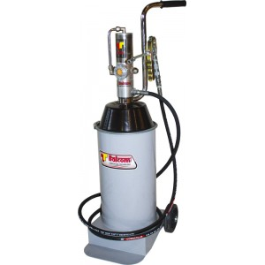 Air operated grease pump...