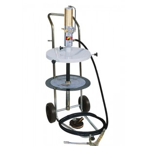 Pneumatic grease kit for...