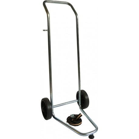 Trolley for drums from 20 to 60 Kg.