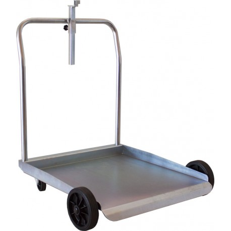 Trolley for drums 180/220 Kg