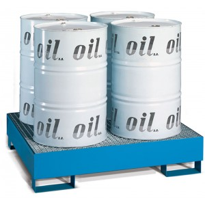 Safety tanks for oil in...
