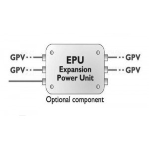 EPU Expansion unit to add 4...